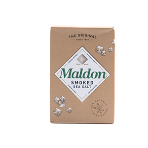 Maldon Smoked Sea Salt Flakes (125g)