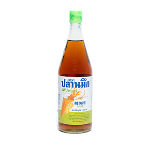 Thai Fish Sauce (725ml)