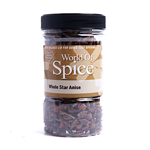 Star Anise (Whole) (180g)