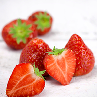 CHEDDAR VALE STRAWBERRIES (250G)