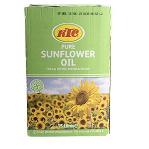 Sunflower Oil (15ltr)
