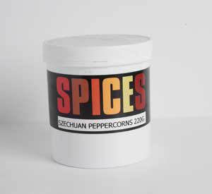 Szechuan Peppercorns (220g)