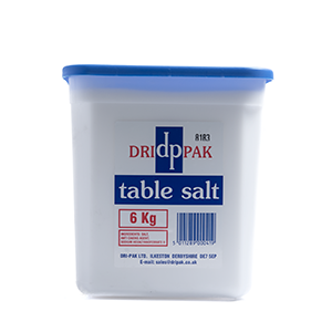 Granulated Table Salt (6kg)