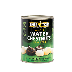 Whole Water Chestnuts (567g)