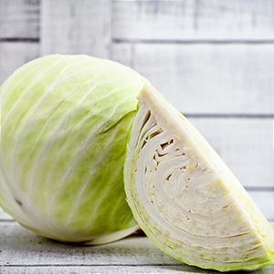 CABBAGE (WHITE) (EACH)