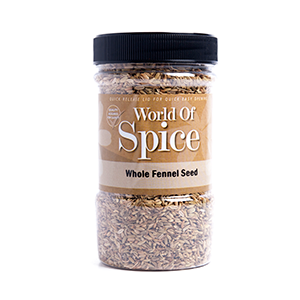 Fennel Seeds (Whole) (300g)