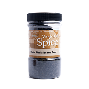 Black Sesame Seeds (Whole) (490g)
