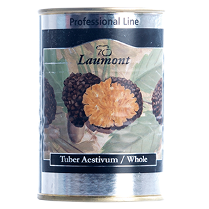 WHOLE SUMMER TRUFFLES (TINNED) (200G)