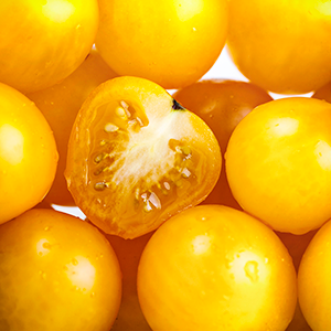 Yellow Cherry Tomatoes (Punnet)