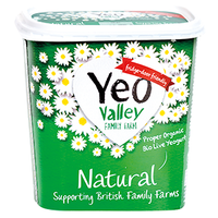 YEO VALLEY NATURAL YOGHURT (ORGANIC) (1KG)
