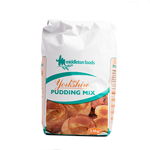 YORKSHIRE PUDDING MIX (3.5KG)