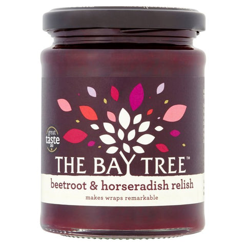 BEETROOT & HORSERADISH RELISH (300G)