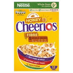 Cereal - Cheerios (375g)