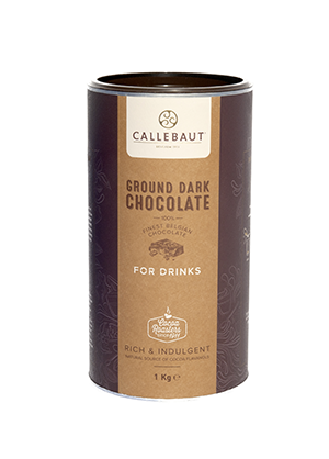 Ground Dark Drinking Chocolate 50.1% (1kg)