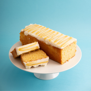 Lemon Drizzle Cake (12 Portions) (1.2kg)