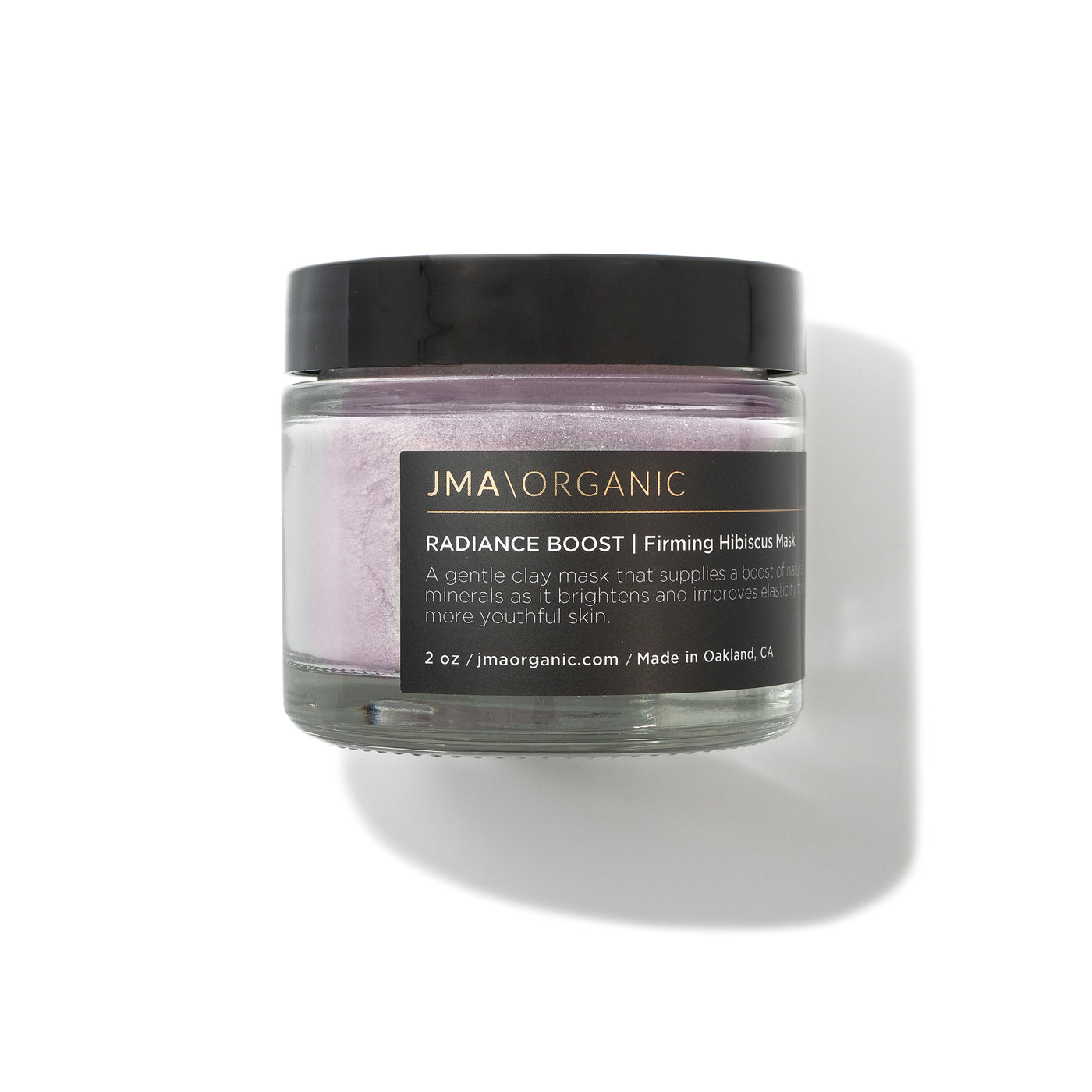 JMA Organic | RADIANCE BOOST | Firming Hibiscus Mask