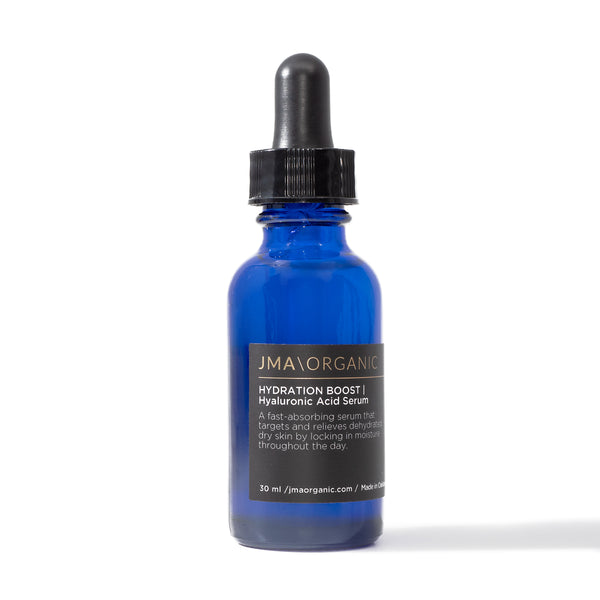 JMA Organic | HYDRATION BOOST | Hyaluronic Acid Serum