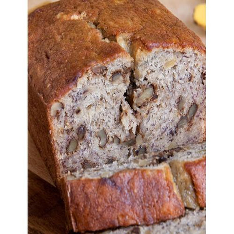 Banana Nut Bread 8oz 3 Layer Melt