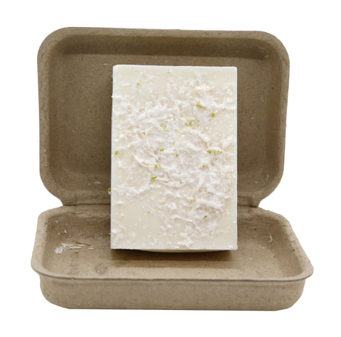 Coconut Lime 3 oz 100 Percent Soy Organic Garden Melt Bar