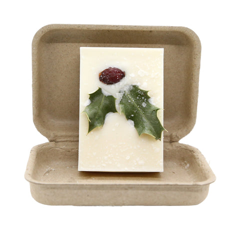 Holiday Garland 3 oz 100 Percent Soy Organic Garden Melt Bar