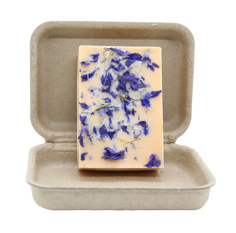Mountain Heather 3 oz 100 Percent Soy Organic Garden Melt Bar
