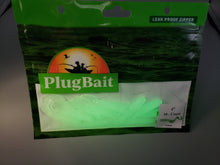 "Load image into Gallery viewer, PlugBait 4"" - 10 Count Glow Bag"