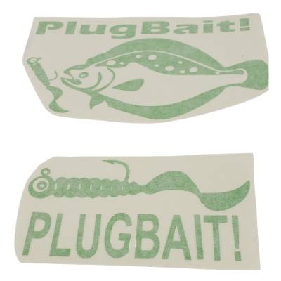 PlugBait  Decals