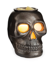 Load image into Gallery viewer, Halloween Skull Tart Warmer
