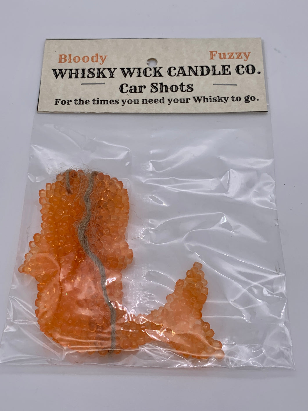 Whisky Wick Car Shots Air Fresheners Mermaid