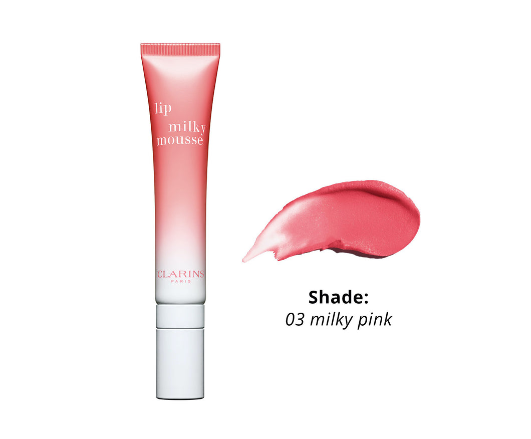 Clarins Lip Milky Mousse, 10 mL