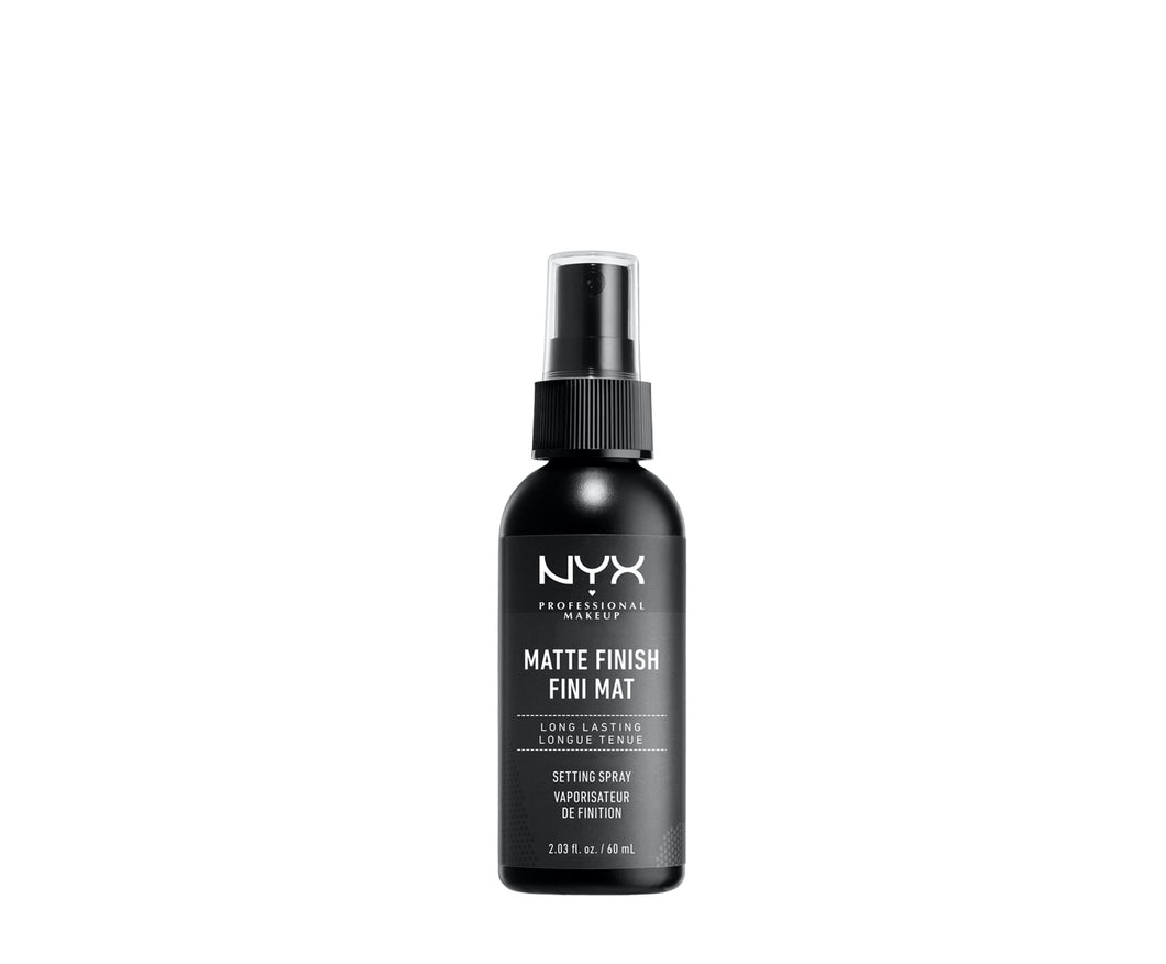NYX Make Up Setting Spray Matte Finish, 60 mL