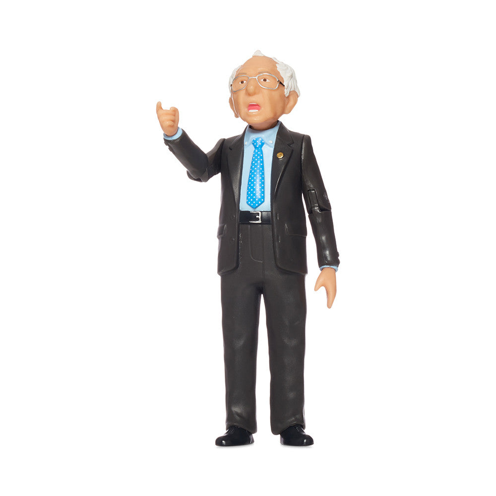 bernie sanders action figure left