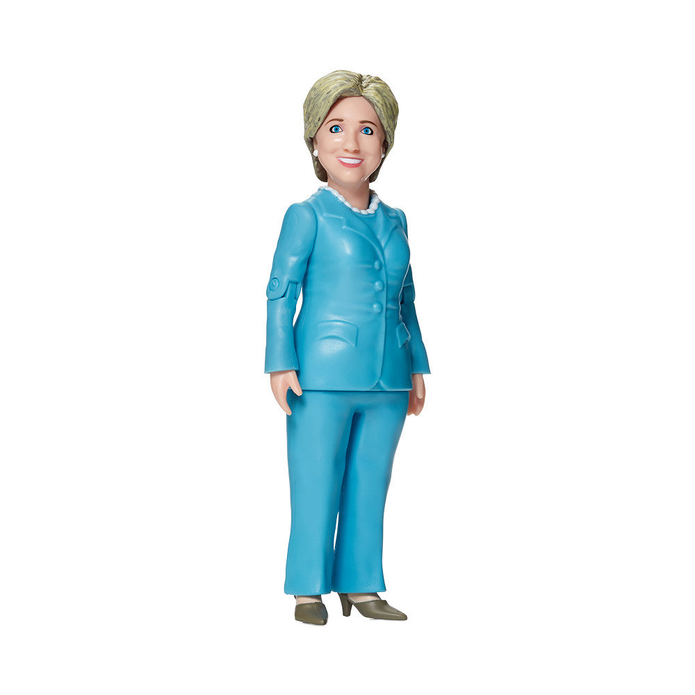 hillary clinton action figure front angle
