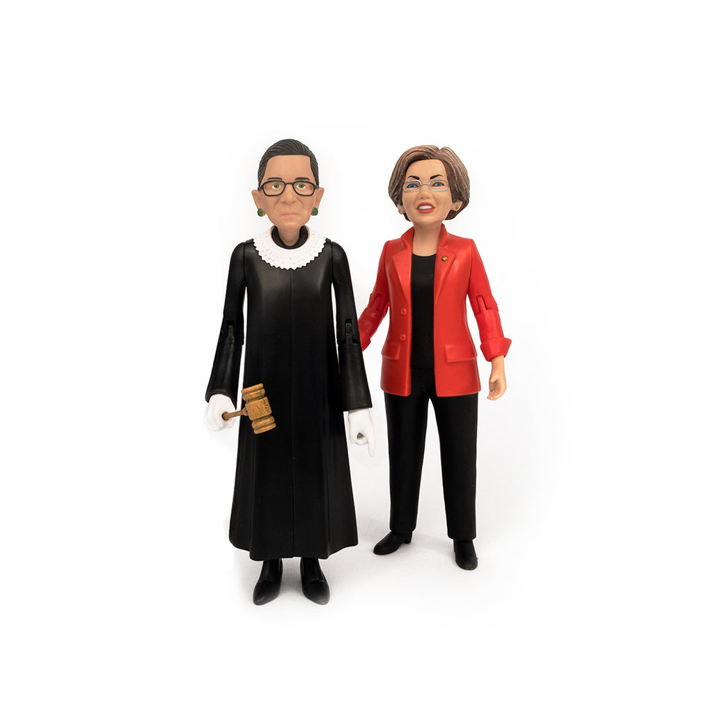 Nevertheless, She Dissented Action Figure Set