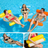 Swimming Pool Float Hammock, Multi-Purpose Inflatable