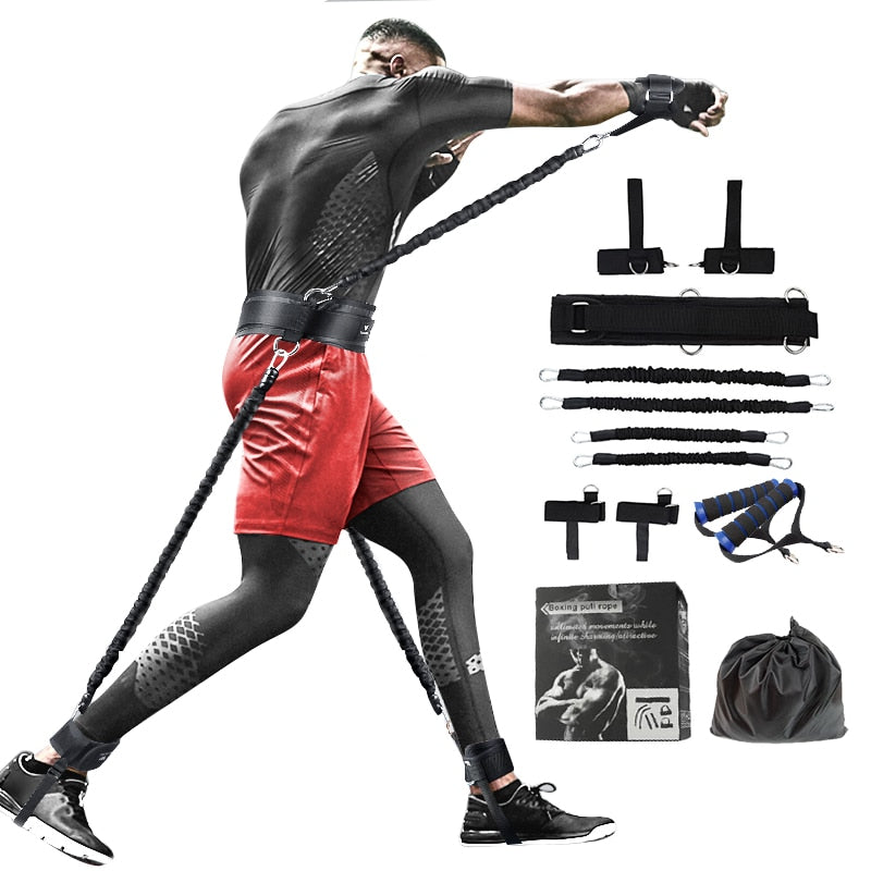 Resistance Bands Speed and Agility Trainer