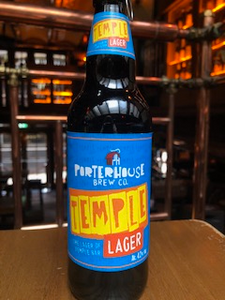 Temple Lager