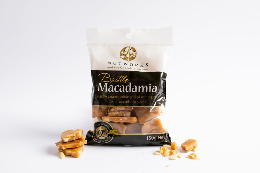 Load image into Gallery viewer, Macadamia Brittle