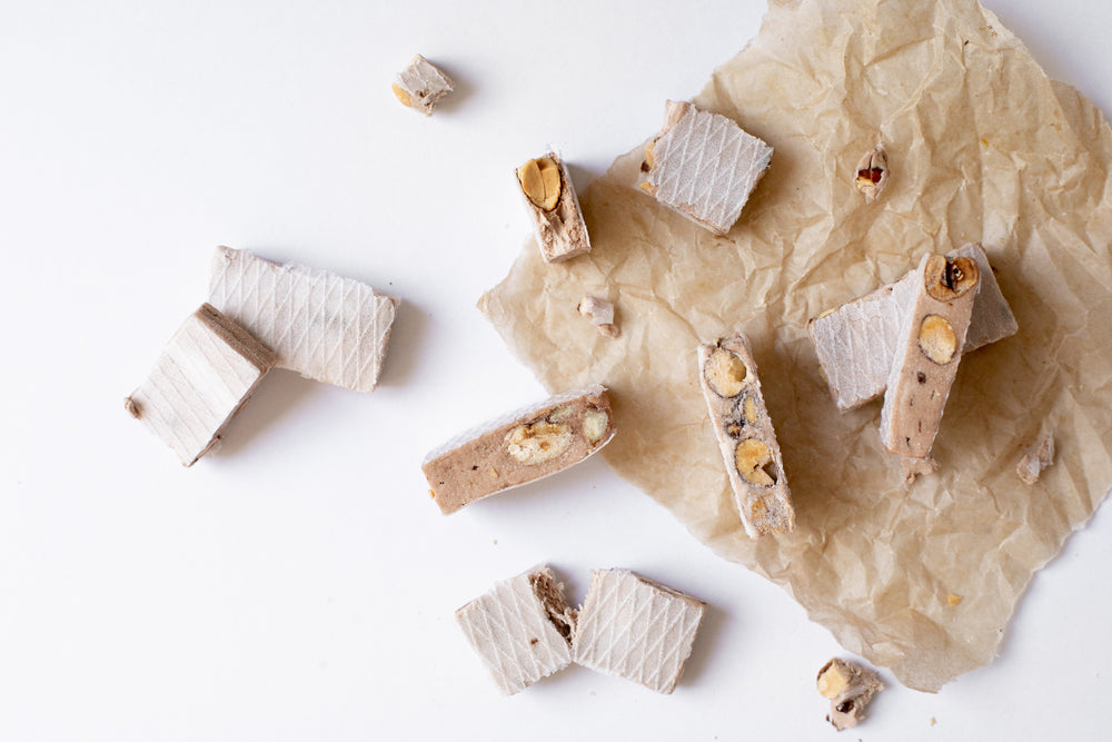 Load image into Gallery viewer, Australiana Chocolate, Almond & Hazelnut Nougat