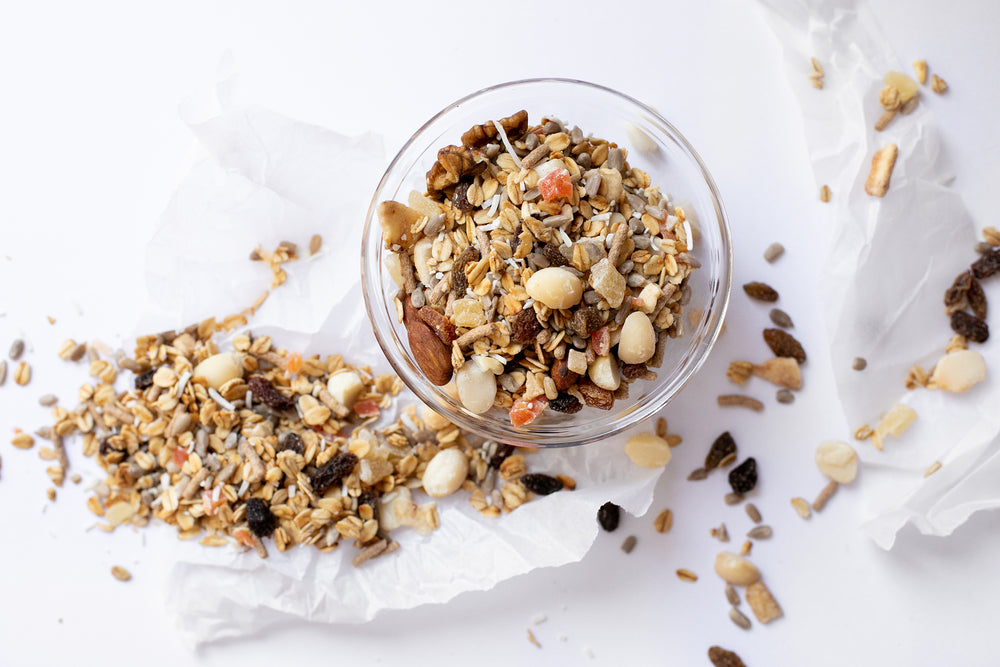 Load image into Gallery viewer, Toasted Macadamia Muesli
