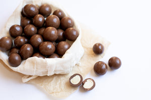 Milk Chocolate Macadamias