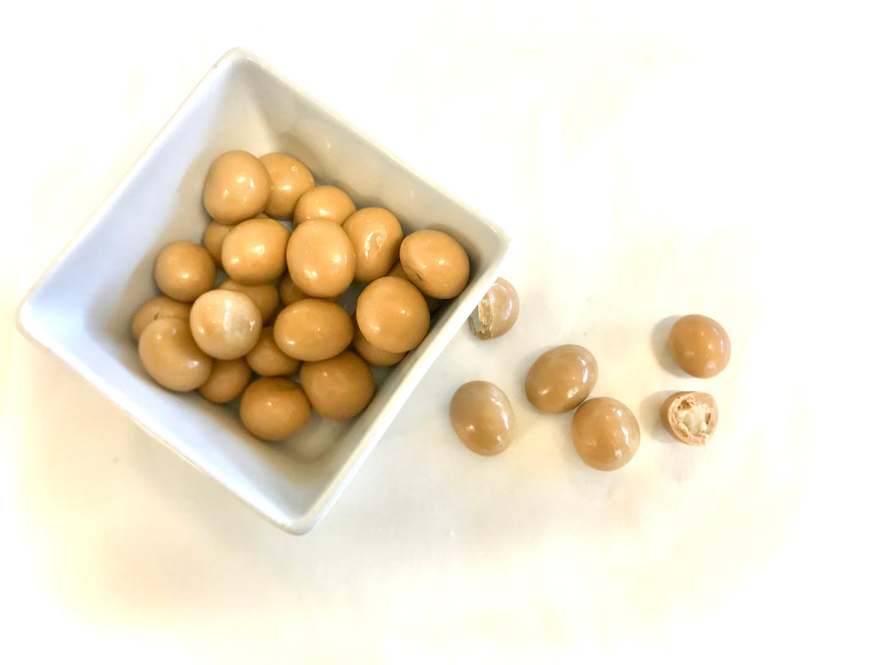 Load image into Gallery viewer, Salted Caramel Chocolate Macadamias