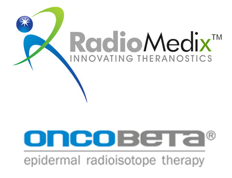 RadioMedix and OncoBeta announce exclusive distribution agreement for W/Re-188 generators in U.S. and Canada
