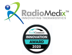 RadioMedix wins 2020 TechConnect Innovation Award and pitched at Virtual TechConnect Business Summit