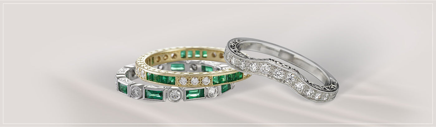 Heritage Collection Wedding Bands