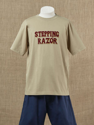 STEPPING RAZOR T-SHIRT