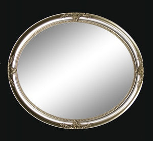 Ornate Oval 289 Mirror