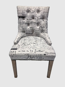 Provincial Studded Dining Chair