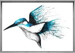 Kingfisher Flourish