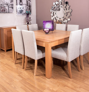 Tina 9 PC Dining Suite